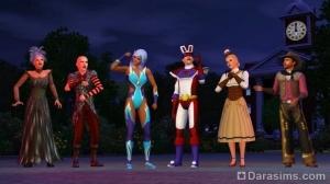 Каталог «The Sims 3 Кино» поступил в продажу!