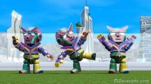 Программирование детей и другие нововведения «The Sims 3 Into the Future»