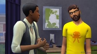 The Sims 4: цвета, предметы, одежда и эмоции