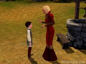 Квест - Пропавший ребенок