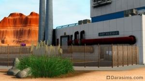 Обзор Лаки Палмс из The Sims 3 Store
