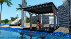 Управление курортами в «Симс 3 Райские острова»