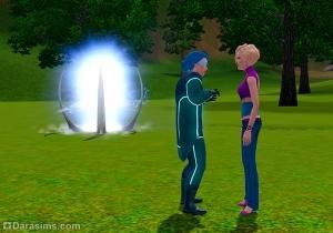 Статуи почета в «Симс 3 Вперед в будущее»