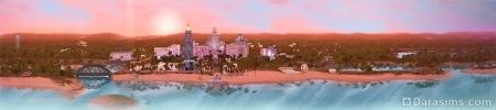 Рорин Хайтс: город в стиле арт-деко
