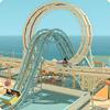 Американские горки в The Sims 3 Store