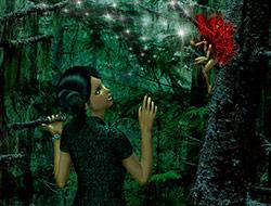Зачарованный лес [Sims 3]
