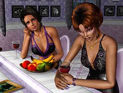 Вино [Sims 3]