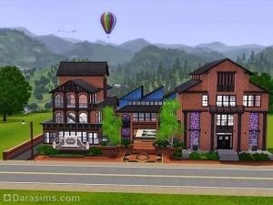 Арт-студия «Призма» в The Sims 3 Store: духи, бижутерия, новый навык и лестницы!