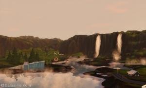 Обзор Авроры Скайс из The Sims 3 Store