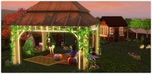 Новый набор «Богемный сад» в The Sims 3 Store