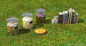 Апрельский набор The Sims 3 Store