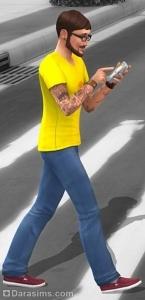 Про татуировки и игровые видеоролики в The Sims 4