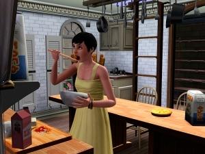 Пекарня «Радость сладкоежки» в The Sims 3 Store