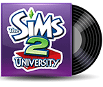 Музыка из «The Sims 2: University»