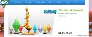 Разблокируйте эксклюзивные награды The Sims 4, играя в The Sims 3