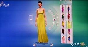 Одежда для беременных и автосохранение в The Sims 4