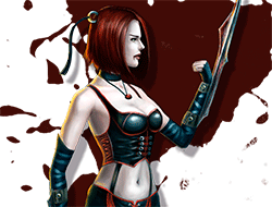 Bloodrayne [Sims 3]