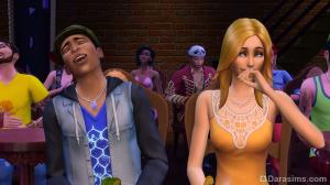 Ответы разработчиков в твиттере: о магазинах, школьных и рабочих лотах и о развитии сюжета в The Sims 4