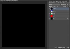 Добавление 4-го канала перекраски в объект в Симс 3