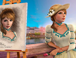 Париж [Sims 3]