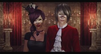 Господа, наденьте маски! [Sims 2]