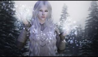 Снежный эльфёныш [Sims 2]