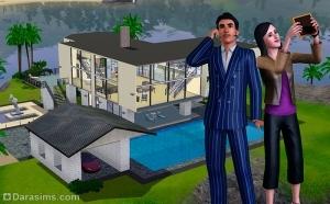 Жители Сансет Вэлли в The Sims 3