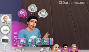 Информация с The Sims 4 Creator's Camp и Gamescom: Причуды или система желаний в Симс 4