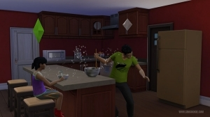 Информация с The Sims 4 Creator's Camp и Gamescom: О смерти и немного о кулинарии в Симс 4