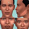 Редактор создания персонажей (CAS) в Симс 4: моделирование лица