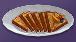 Хрустящий тост