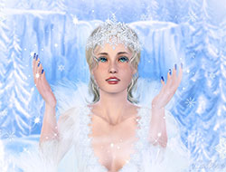 Снежная королева [Sims 3]