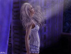 Она любила летать по ночам [Sims 3]