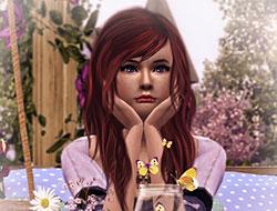 Портрет незнакомки [Sims 3]