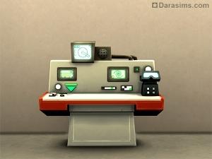 Карьера космонавта в The Sims 4