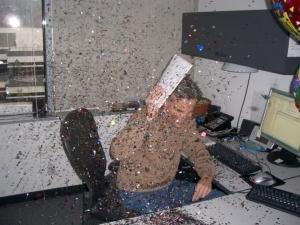 Офисные шалости разработчиков The Sims