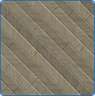 Длинные тонкие диагональные доски