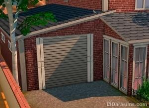 Создание автомобиля и гаража для симов в Симс 4