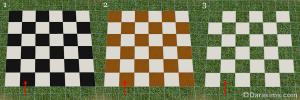 Покрытие и удаление одинаковых черных плиток