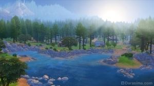 Симы отправляются «В поход!» с новым набором в The Sims 4