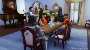 Вечеринки в «Симс 4»