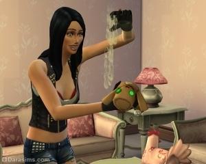 Кукла вуду в The Sims 4