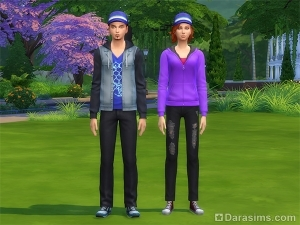 Карьера технического специалиста в The Sims 4