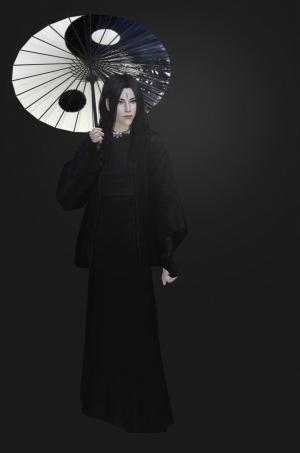 Парень с зонтом [Sims 2]