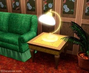 Создание освещения и настройки свечения меша в Симс 3 с помощью Workshop