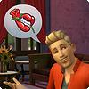 Гном и две прически в награду за «вуху» в The Sims 4