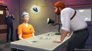 «The Sims 4 Get to Work» первое дополнение к игре уже в апреле