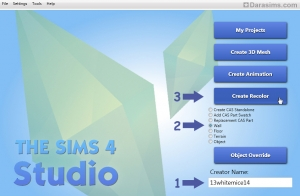 Перекраска стен, полов и земли с помощью Sims 4 Studio