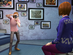 Фотография в The Sims 4 Get to Work