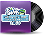 Музыка из «The Sims 2: Kitchen & Bath Interior Design Stuff»